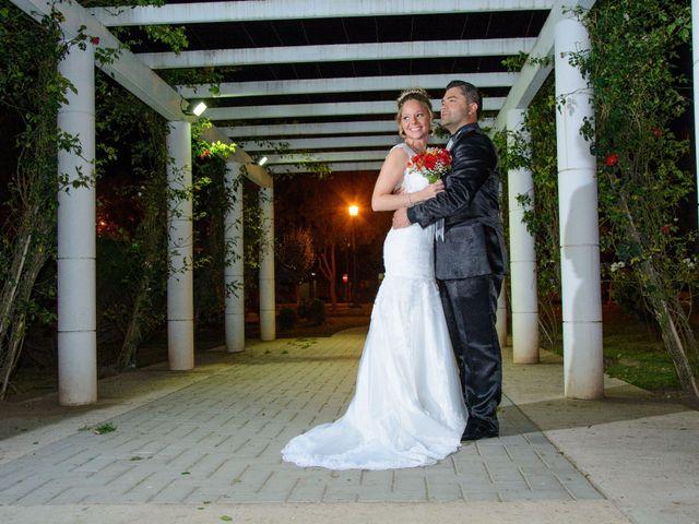 El casamiento de Flavio y Gisela en Lozada, Córdoba 24