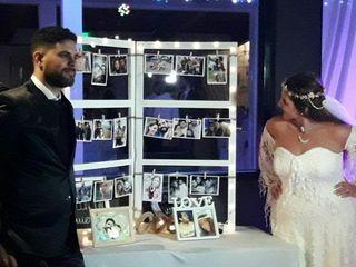 El casamiento de María Emilia y Antonio 1