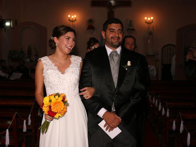 El casamiento de Alina y Maximiliano