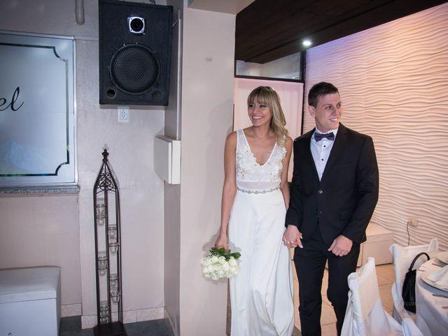 El casamiento de Juli y Eze