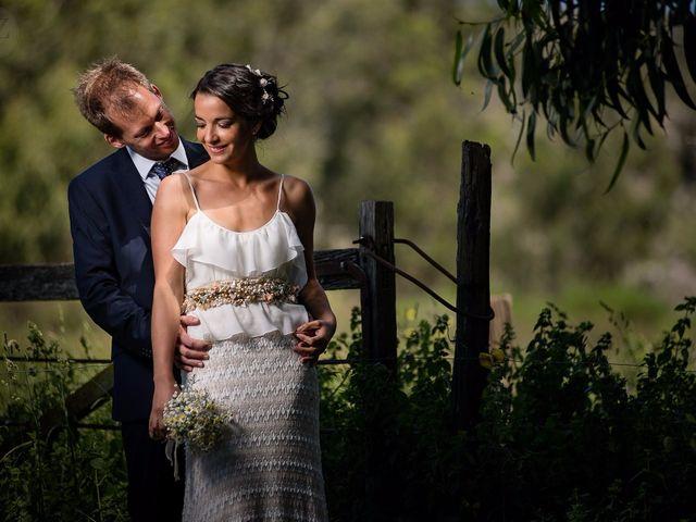 El casamiento de Kary y Fred