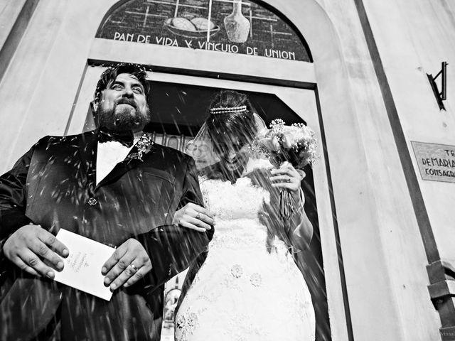 El casamiento de Natalia y Damián