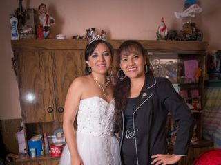 El casamiento de Aquiles y Lorena en El Carmen, Jujuy 4