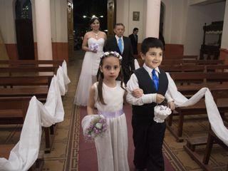 El casamiento de Aquiles y Lorena en El Carmen, Jujuy 3