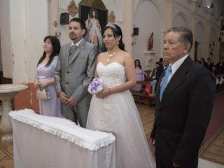 El casamiento de Aquiles y Lorena en El Carmen, Jujuy 6