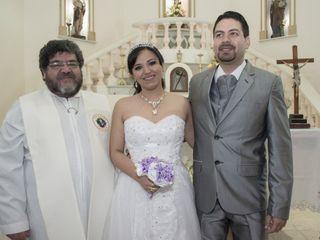 El casamiento de Aquiles y Lorena en El Carmen, Jujuy 7