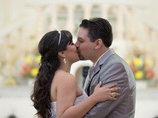 El casamiento de Aquiles y Lorena en El Carmen, Jujuy 9