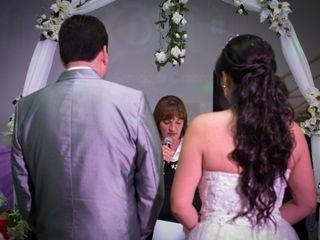El casamiento de Aquiles y Lorena en El Carmen, Jujuy 10