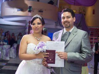 El casamiento de Lorena y Aquiles