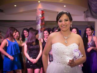 El casamiento de Aquiles y Lorena en El Carmen, Jujuy 11