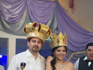 El casamiento de Aquiles y Lorena en El Carmen, Jujuy 12