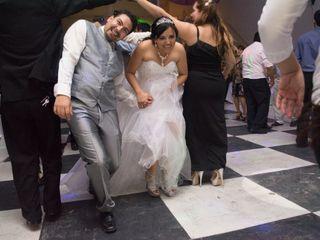 El casamiento de Aquiles y Lorena en El Carmen, Jujuy 13