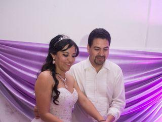 El casamiento de Aquiles y Lorena en El Carmen, Jujuy 14