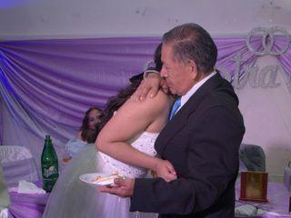 El casamiento de Aquiles y Lorena en El Carmen, Jujuy 15