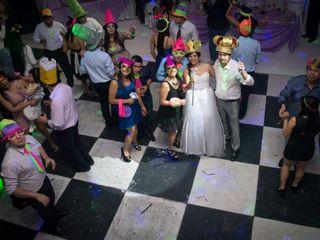 El casamiento de Aquiles y Lorena en El Carmen, Jujuy 17