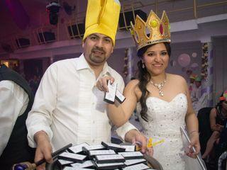 El casamiento de Aquiles y Lorena en El Carmen, Jujuy 18