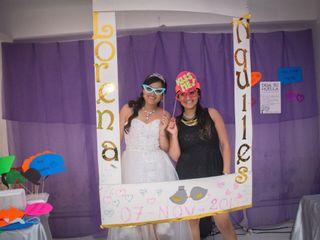 El casamiento de Aquiles y Lorena en El Carmen, Jujuy 19