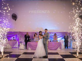 El casamiento de Aquiles y Lorena en El Carmen, Jujuy 21