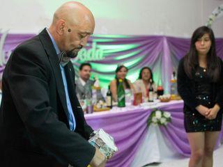El casamiento de Aquiles y Lorena en El Carmen, Jujuy 29