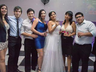El casamiento de Aquiles y Lorena en El Carmen, Jujuy 30