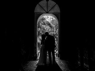 El casamiento de Celina y Alberto