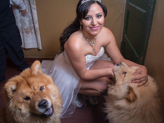El casamiento de Aquiles y Lorena en El Carmen, Jujuy 2