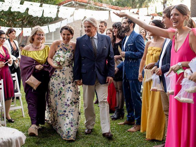 El casamiento de Paz y Flori en Pilar, Buenos Aires 30
