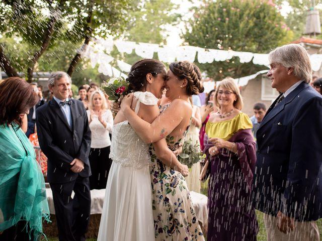 El casamiento de Paz y Flori en Pilar, Buenos Aires 31