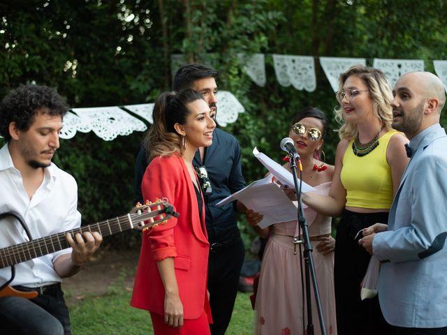 El casamiento de Paz y Flori en Pilar, Buenos Aires 34