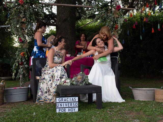 El casamiento de Paz y Flori en Pilar, Buenos Aires 42
