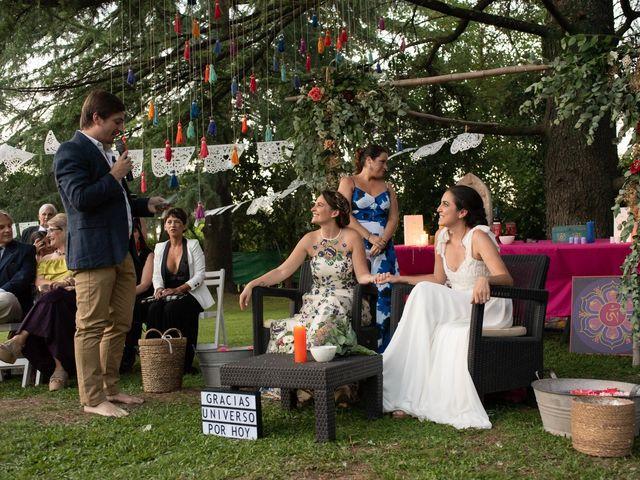 El casamiento de Paz y Flori en Pilar, Buenos Aires 46