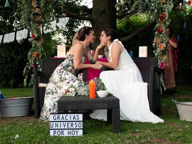 El casamiento de Paz y Flori en Pilar, Buenos Aires 52