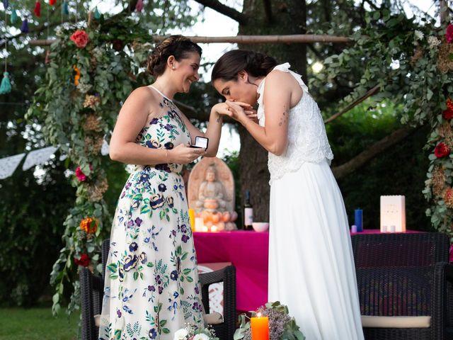 El casamiento de Paz y Flori en Pilar, Buenos Aires 57