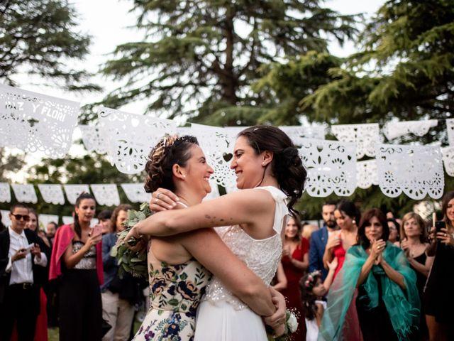 El casamiento de Paz y Flori en Pilar, Buenos Aires 66