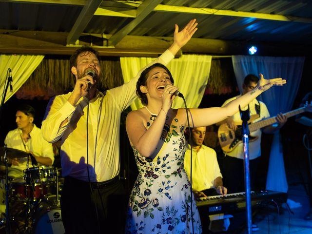 El casamiento de Paz y Flori en Pilar, Buenos Aires 86