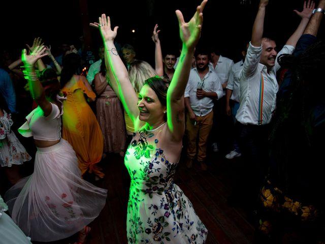 El casamiento de Paz y Flori en Pilar, Buenos Aires 100