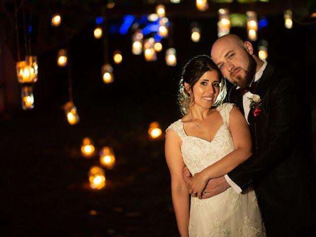 El casamiento de Pau y Juan Cruz
