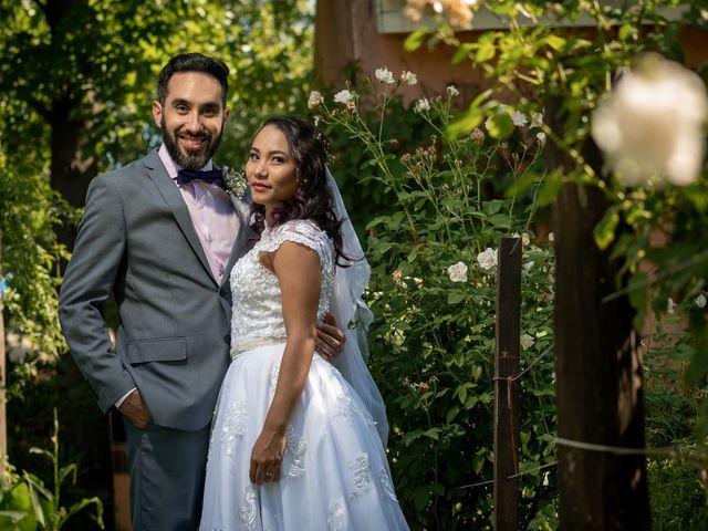 El casamiento de Vanessa y Pablo en Marcos Paz, Buenos Aires 18