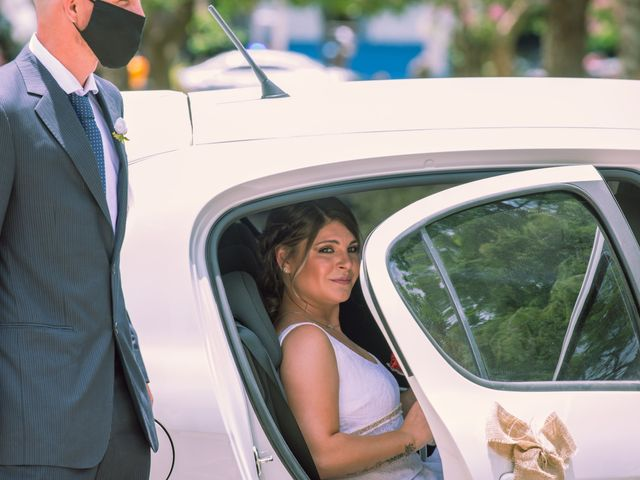 El casamiento de Alberto y Celina en Yerba Buena, Tucumán 27