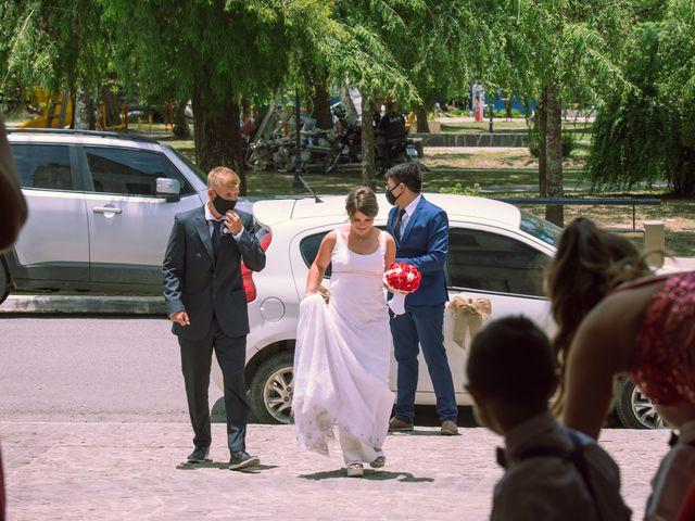 El casamiento de Alberto y Celina en Yerba Buena, Tucumán 30