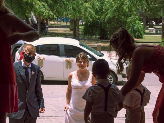 El casamiento de Alberto y Celina en Yerba Buena, Tucumán 31