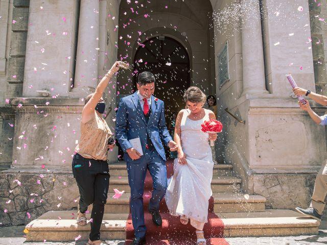 El casamiento de Alberto y Celina en Yerba Buena, Tucumán 36