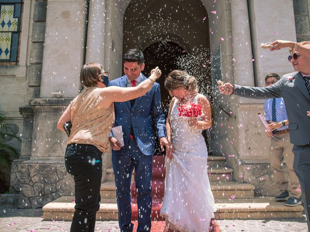 El casamiento de Alberto y Celina en Yerba Buena, Tucumán 37