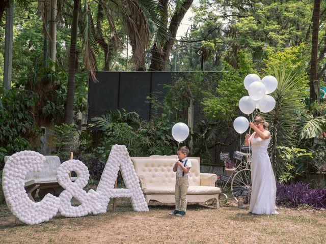 El casamiento de Alberto y Celina en Yerba Buena, Tucumán 38