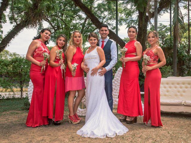 El casamiento de Alberto y Celina en Yerba Buena, Tucumán 48