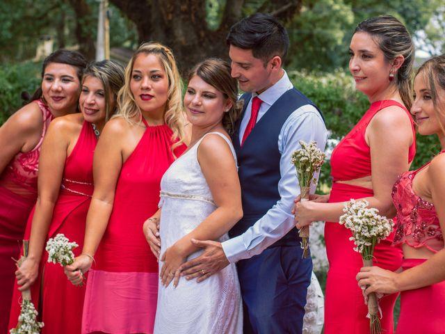 El casamiento de Alberto y Celina en Yerba Buena, Tucumán 49