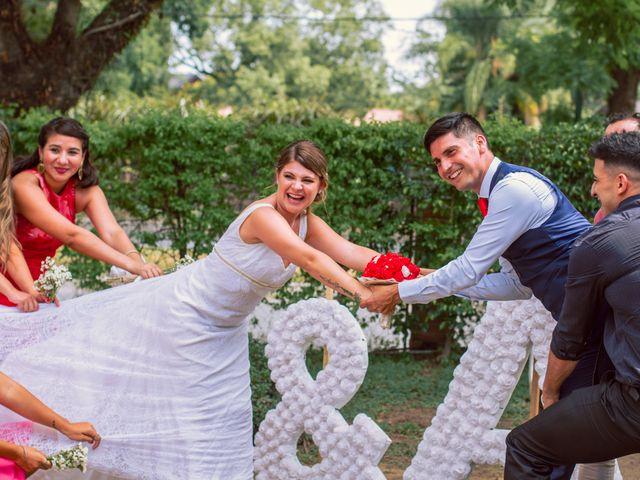 El casamiento de Alberto y Celina en Yerba Buena, Tucumán 50