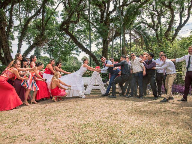 El casamiento de Alberto y Celina en Yerba Buena, Tucumán 51