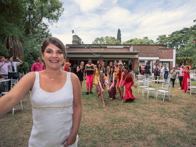 El casamiento de Alberto y Celina en Yerba Buena, Tucumán 64