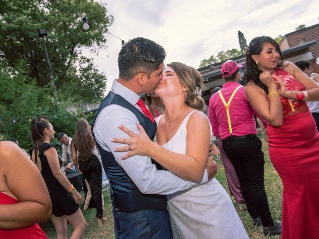El casamiento de Alberto y Celina en Yerba Buena, Tucumán 65